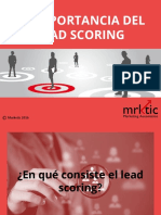 04 Importancia Del Lead Scoring