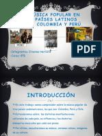 La Música Popular en Los Países Latinos Chile Ety