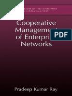 [Springer] Cooperative Management of Enterprise Networks