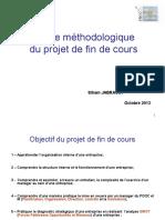 Cadre Méthodologique Projet Fin de Cours