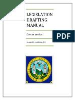 Drafting Manual