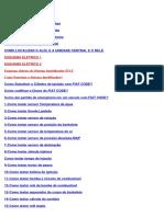 Apostila de Injeção Eletrônica FIAT Fiorino e Palio