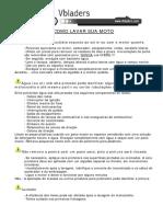Como lavar sua moto.pdf