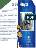 Instrucción Mapa Riesgos Dch