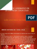Liderazgo Coca- cola