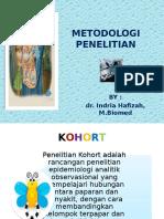 Studi Kohort Dan Eksperimental 1832014