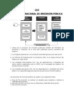 CONSIDERACIONES DEL  SNIP.docx