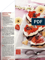 Erdbeerkuchen - Rezept strawberrycake describtion