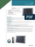 LF-X11 Spec Sheet