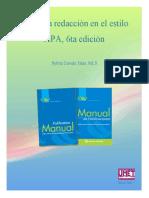 Modelo Apa 6ta Edicion 2012 Actual