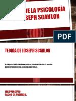 Teoría de La Psicología de Joseph Scanlon