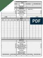 Lrb 5 Match Sheet