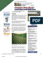 U.S. Supreme Court Overturns Ban on Monsanto's Biotech Alfalfa