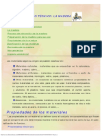 La Madera 2º ESO. Aulatecnologia.com