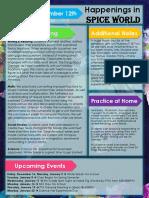 week 16 newsletter