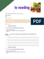 Webwandeling-Gezonde-voeding