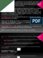 Prop. Mec. de Los Materiales