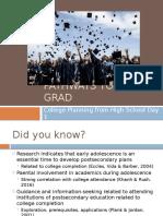 Pathways to Post-Grad