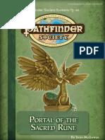S03-26 Portal of the Sacred Rune