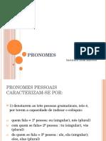 Pronomes Aula 01