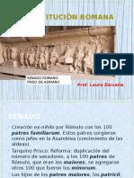Constitución Romana