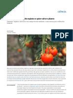 Deixe de Comprar Comida Orgânica Se Quiser Salvar o Planeta _ Ciência _ EL PAÍS Brasil