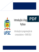 Aula Intro Python
