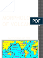 Morphology of Volcanoes