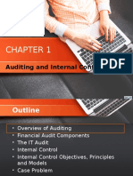 Ch1 - Auditing and Internal Control