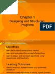 Chapter 1-Program Design