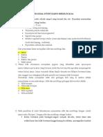 Soal Analisis Klinis (Mikologi) 2A
