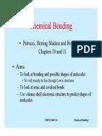 4 Chemical Bonding