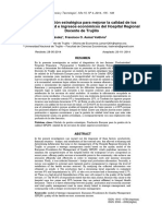 Modelo de Gestión Estratégica Para Mejorar La Calidad de Los HRDT