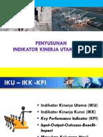 IKU IKK -KPI Indikator Kinerja Utama (IKU) Indikator Kinerja Kunci (IKK) Key Performance Indicator