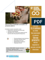 Makalah Sdg 12 Responsible Consumption and Production