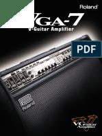 Roland VGA 7 Brochure