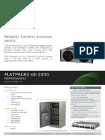 Datasheet Flatpack2 48_2000