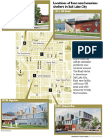 Salt Lake City Shelter Plans