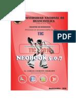 Módulo Autoinstructivo Neobook - UNH