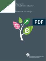 Curriculum Development in Intensive Adult Basic Education