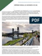 Cómo Medir La Sostenibilidad Urbana Un Vecindario a La Vez