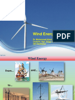 09. Wind Energy Lect-1