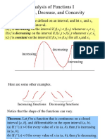 Unit 5- Analysis of the Graphs