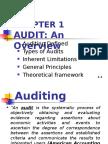 AUDIT Overview