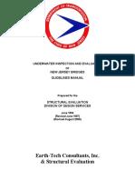 Underwater Inspection Evaluation