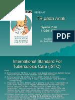 Referat TB Anak