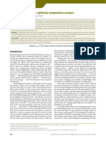 Breastfeeding Analysis a Globally Comparative Analysis