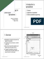 310-IT-2109 IT for Construction -Spreadsheet 2015 Final