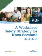 Workplace Safety Strategy