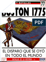 Ejercitos y Batallas 77-Boston-1775